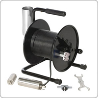 Black Steel Reel